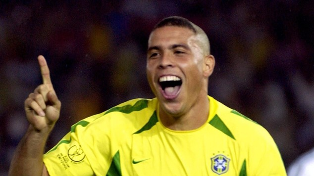 Ronaldo was the greatest player from 2002 World Cup
