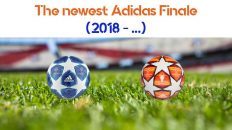Adidas Finale 18 and Adidas Finale Madrid