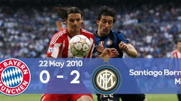 Watch how Milito's goals brought the victory to Inter during the Champions League 2010 final against Bayern Munich