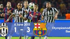 Watch how Barcelona won the Champions League 2015 final against Juventus