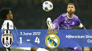 Watch the goals from Ream Madrid Champions League 2017 final against Juventus