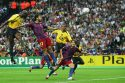 Barcelona won the 2006 Champions League final against Arsenal