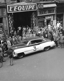 lequipe local in the 1950s