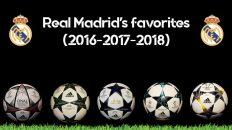 Real Madrid favorite Adidas Finale